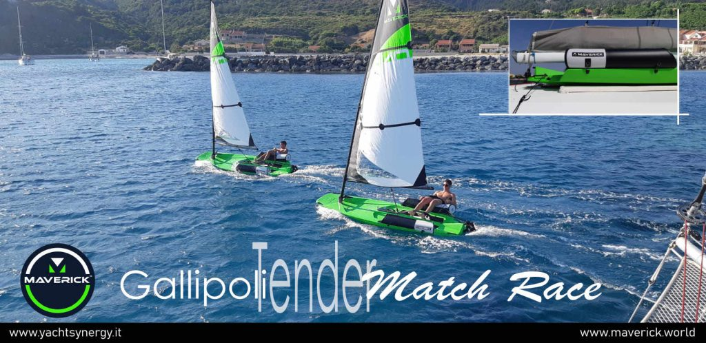Gallipoli Tender Match Race